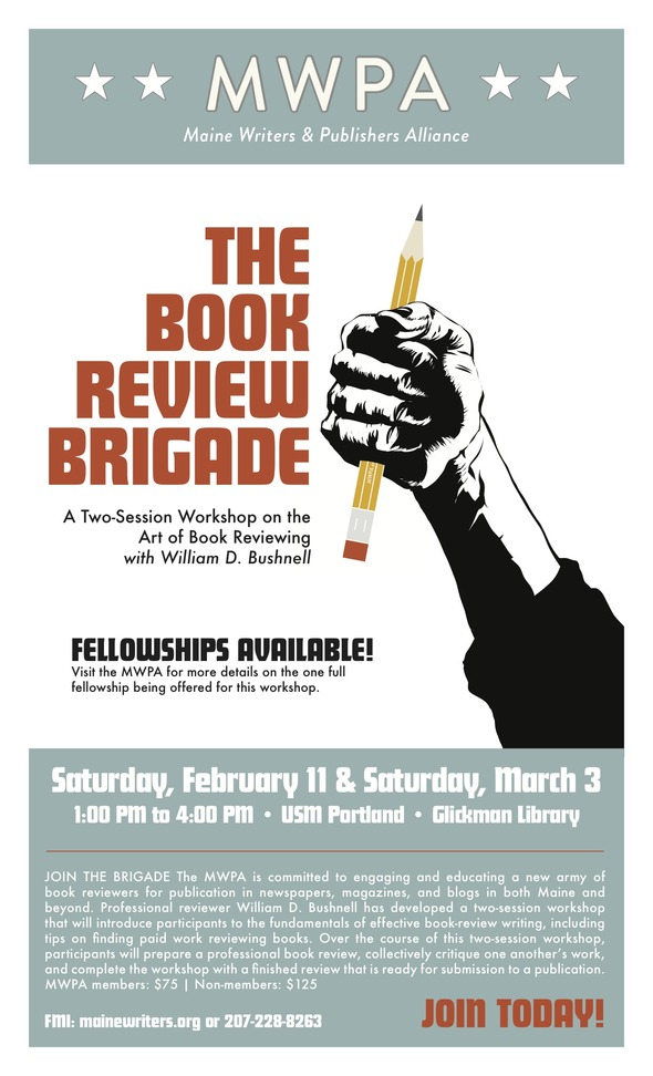 Book Review Brigade 2012 POSTER jpg